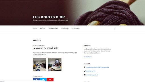 Les Doigts d'Or